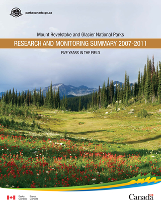 MRGNP Monitoring Report 2013 Cover
