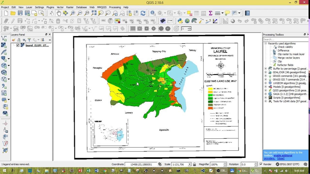 Introduction to QGIS > Columbia Mountains Institute of